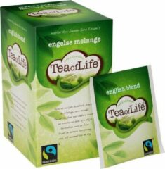 Tea of Life english blend 4 * 20 zakjes