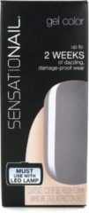 Sensationail Gel Polish - Tag Me Taupe - Crème - Gel nagellak