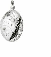 TFT Medaillon Gravure Zilver Gerhodineerd 20,0 mm x 14,5 mm