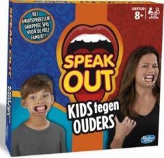 Hasbro Gaming Speak out kinderen tegen de ouders