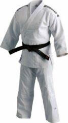 Adidas judopak J800 Expert unisex wit maat 150 cm