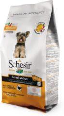 Schesir Small Maintenance Kip - Hondenvoer - 800 g - Hondenvoer