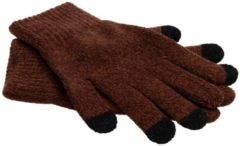 IMoshion Wintercollectie Unisex Touchscreen handschoenen Bruin