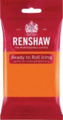 Renshaw Rolfondant Pro - Tijger Oranje - 250g