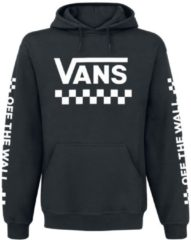 Vans Too much Fun Hoodie Felpa con cappuccio nero