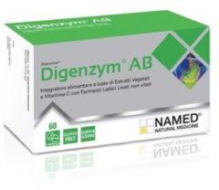 Named Digenzym AB Integratore Alimentare 60 Compresse