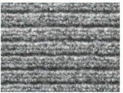 Grijze Hamat Deurmat Fortuna - 50x80 - grigio