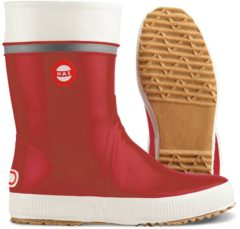 Rode Nokian Footwear - Rubberlaarzen -Hai- (Originals) donkerrood, maat 34