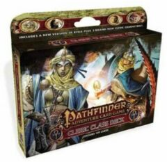 Paizo Publishing, Llc Asmodee Pathfinder Adv. Card Game Cleric Class Deck - EN