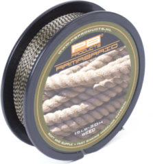 LB products PB Products Armabraid Onderlijnmateriaal - Bruin - 25lb - Bruin