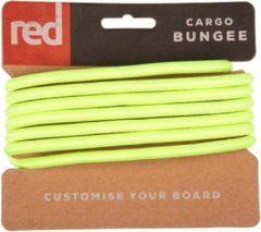 Red Original-Stand Up Paddling-Bungee koord-Neon Geel-1.95 m-Elastiek-Supboard-Accessoire-Suppen-Watersport