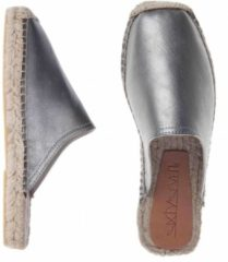 Sixty Seven - espadrilles - instappers - dames - 39 - grijs - pewter