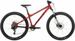 Rode Vitus Nucleus 26 hardtail moutainbike voor jongeren - Fietsen voor tieners