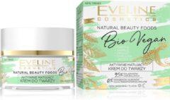 Eveline Cosmetics Bio Vegan Actively Mattifying Day And Night Face Cream 50ml.