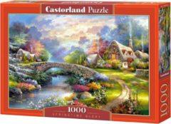 Castorland legpuzzel Springtime Glory 1000 stukjes