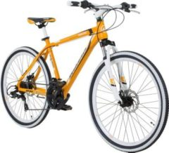 26 Zoll Galano Toxic Mountainbike Hardtail MTB Jugendmountainbike Jugendfahrrad orange