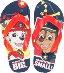 Rode Nickelodeon Paw Patrol slippers 29/30