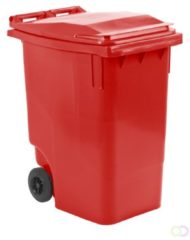 Ese Afvalcontainer 360 liter rood