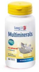 Longlife Multiminerals 60 Tavolette