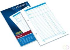 Bruna Notablok Atlanta A5405-030 A5 100vel