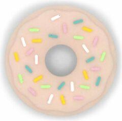 Bijtketting-winkel Donut Bijtketting Kauwsieraad - Roze