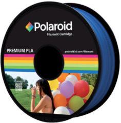 Blauwe Polaroid 1Kg Universal Premium PLA Filament Material - Blue (Pantone 7691C)