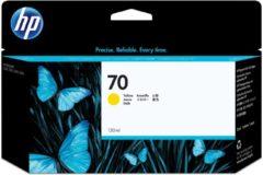 Gele HP 70 - Inktcartridge / Geel (C9454A)