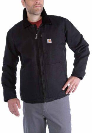 Afbeelding van Carhartt Full Swing Armstrong Jacket Zwart Winterjas Heren