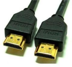 Zwarte ABC-Led HDMI kabel 1,5 meter