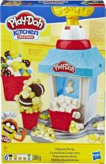 Play-Doh Kitchen Creations Popcorn Party + 6 Potjes Klei