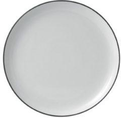 Witte Royal Doulton Gordon Ramsay Bread Street dinerbord - Ø 27 cm - wit
