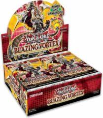 Konami Yu-Gi-Oh! TCG Blazing Vortex 1st Edition Display (24 Boosters) Factory Sealed Gesloten verpakking