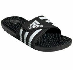 Adidas - Adissage - Sandalen maat 4, zwart