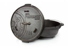 Petromax Feuertopf Campingservies en keukenuitrusting ft 6 zwart