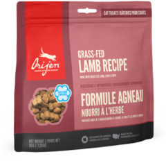 Orijen Cat Freeze-Dried Treats Grass-Fed - Kattensnack - Lam 35 g