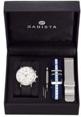 Zilveren Meisteranker 3-delige horlogeset Meister Anker zilverkleur