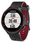 Garmin Forerunner 235 GPS Running Uhr - Handgelenk - HRM - Schwarz / Rot Marsala
