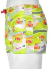 Blauwe Nike - Print Girls' Board Shorts - Kinderen - Maat 140