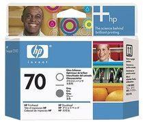 HP 70 - Inktcartridge / Grijs / Gloss Enhancer (C9410A)