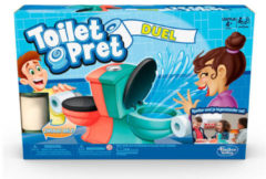 HASBRO Spel Toilet Trouble Flushdown (6013257)