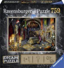 Ravensburger Escape 6 Kasteel van de Vampier Puzzel 759 stukjes