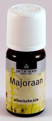 Afbeelding van Jacob Hooy Majoraan - 10 ml - Etherische Olie