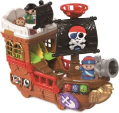 VTech Vrolijke Vriendjes Piratenschip met Figuren en Geluid