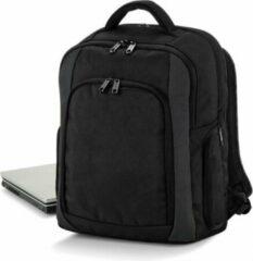 Merkloos / Sans marque Laptop backpack zwart 23L