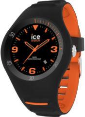 Oranje Ice-Watch ICE Watch IW017598 - Pierre Leclercq - Black Orange - Horloge 42 mm