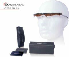 Sunblade SB-504C Fashion - Design zonnebril - Uniek ontwerp zonder glazen!