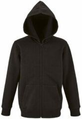 Zwarte Sweater Sols STONE COLORS KIDS