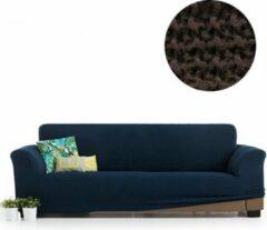 MeubelVisie Milos meubelhoezen - bankhoes 290-310cm - Bruin - Verkrijgbaar in verschillende kleuren!
