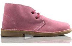 Roze Hoge Sneakers Arantxa AR PISACACAS S