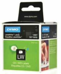 Dymo Cd Dvd Etiketten Labelwriter, Diameter 57 Mm, 160 Etiketten
